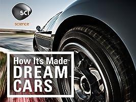 How It's Made Dream Cars Season 1 [HD]