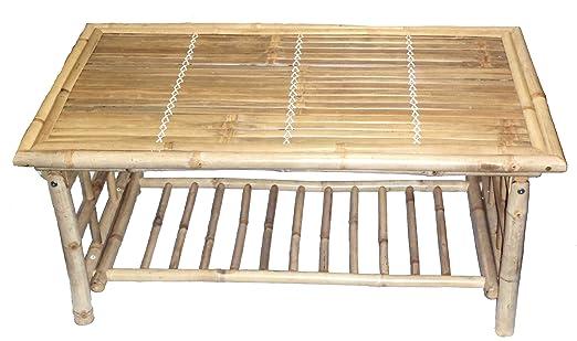Folding Bamboo Coffee Table