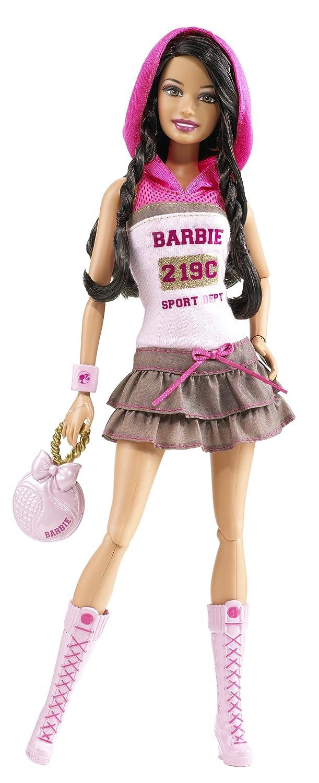 MATTEL T3326 Barbie Fashionistas mit schwarzen Zöpfen jetzt kaufen
