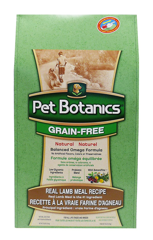 Pet Botanics Grain-Free Dog Food