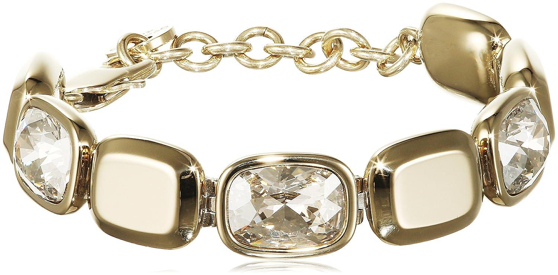 Dyrberg/Kern Damen-Armband 15/02 Tana Sg Crystal teilvergoldet 21.3 cm - 338241