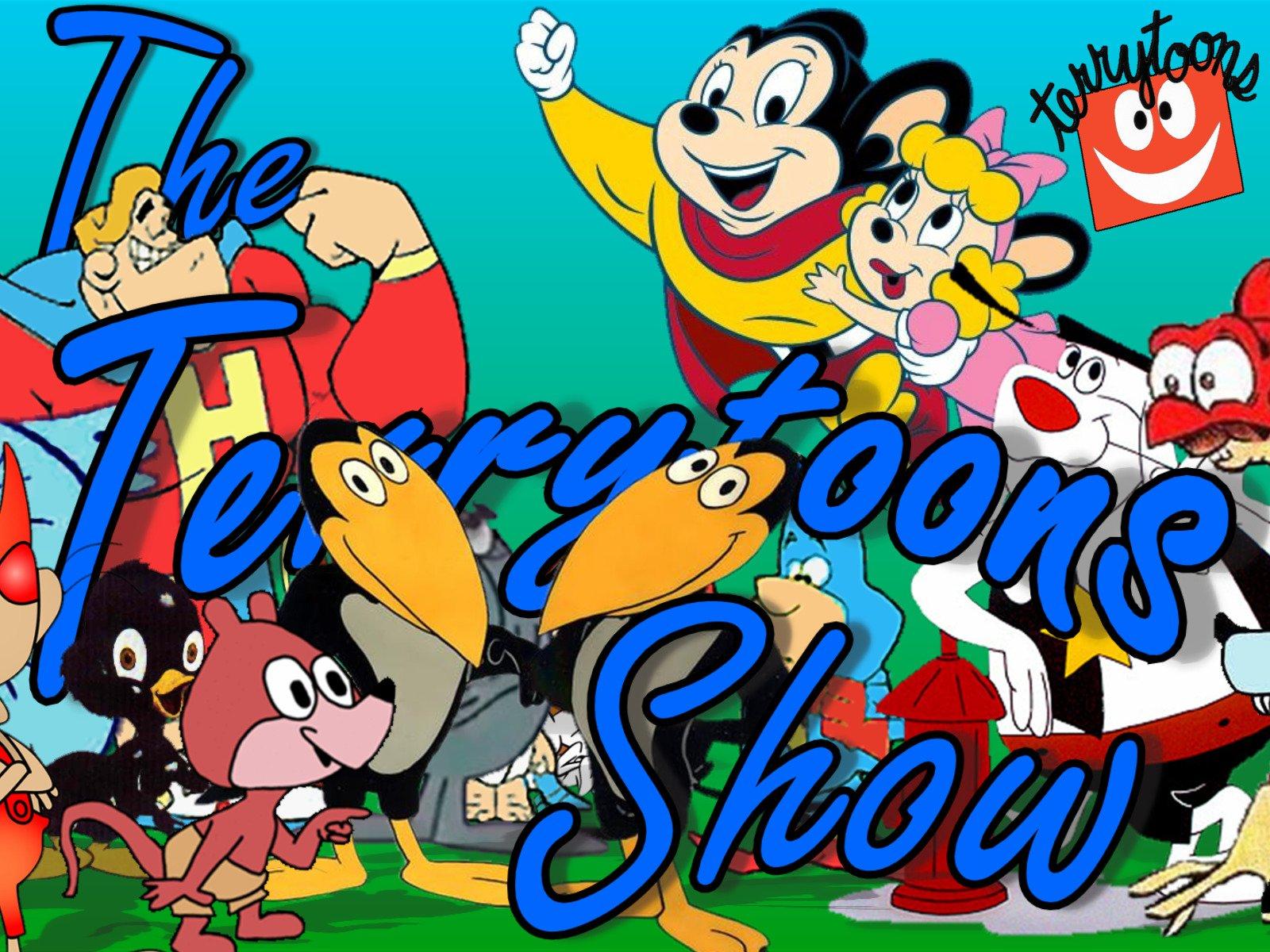 The Terrytoons Show - Season 1