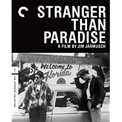 Stranger than Paradise The Criterion Collection [Blu-ray]
