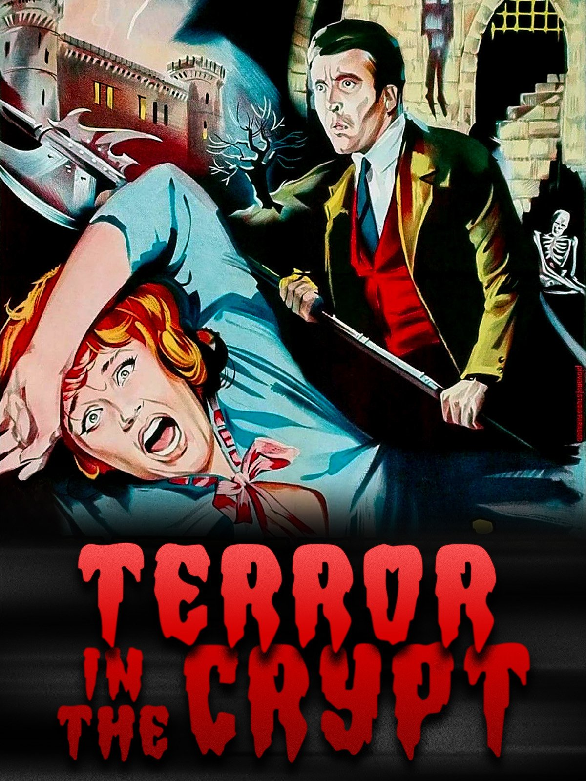 Terror in the Crypt