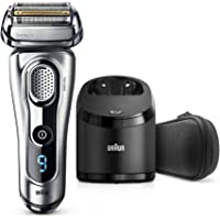 Braun Series 9 9290cc Mens Electric Foil Shaver (Silver)
