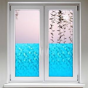 Artefact® Dekofolie / Fensterfolie Fancy Gruen   statisch haftend (ohne Kleber)   verschiedene Größen  BaumarktKundenbewertung und weitere Informationen