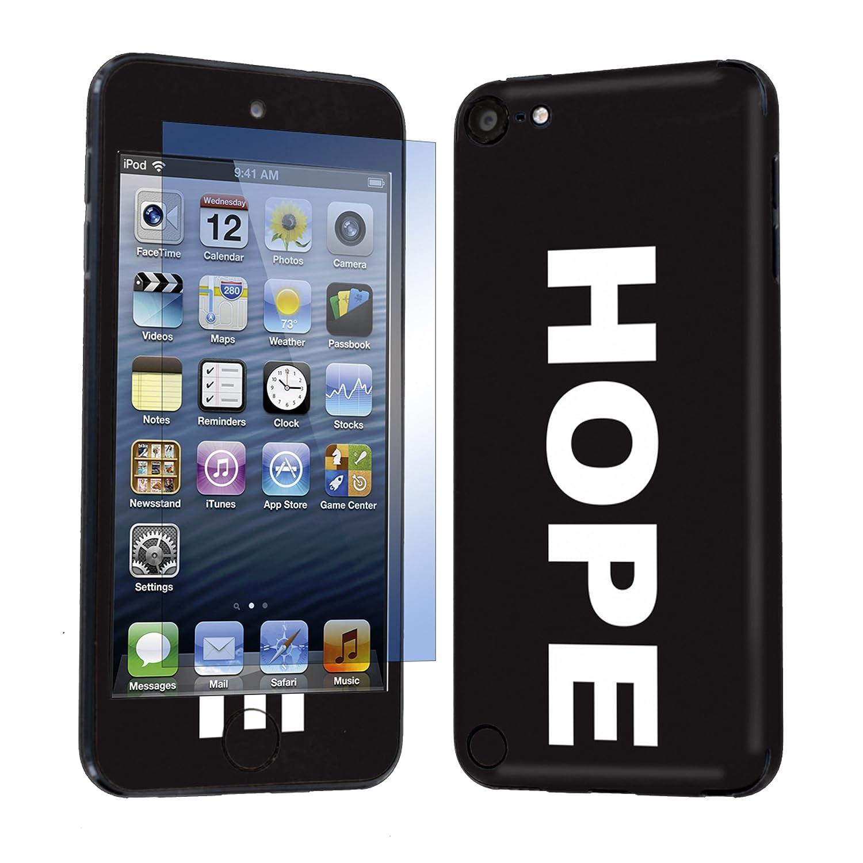 все цены на  Apple iPod Touch 5 ( 5th Generation ) Decal Sticker Vinyl Skin + Screen Protector By SkinGuardz - Hope  онлайн