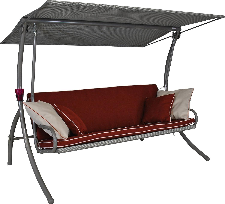 Angerer Elegance Style Hollywoodschaukel, Beige, Style, Terracotta, 3-Sitzer jetzt kaufen