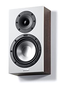 Canton 03254 Enceinte pour MP3 & Ipod Marron, Blanc