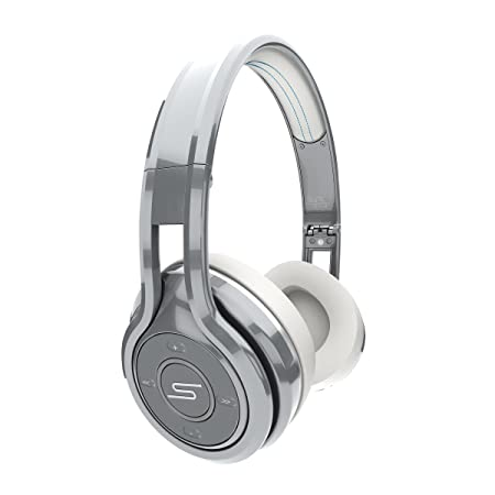 SMS Audio SYNC BY 50 Casque Bluetooth - Argent