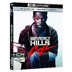 Beverly Hills Cop [4K Ultra HD + Blu-ray]