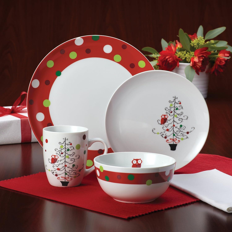 Christmas Dinnerware Sets For 8