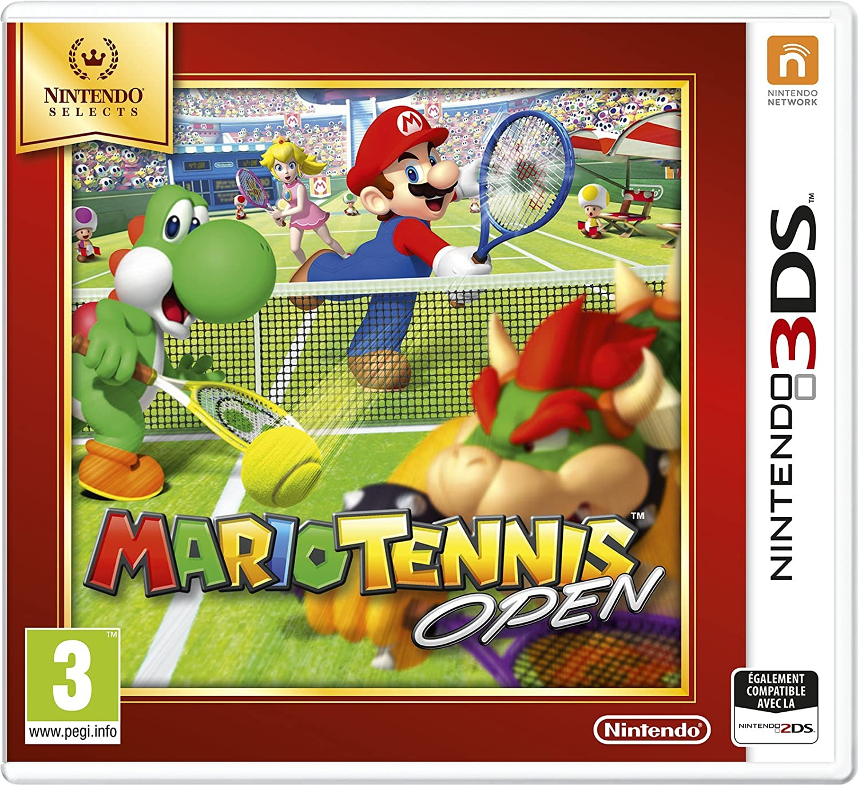 image Mario Tennis Open