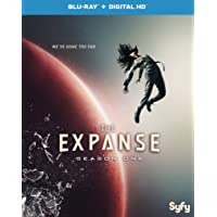 The Expanse: Season 1 on Blu-ray