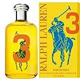 Ralph Lauren Eau de Toilette Spray for Women, The Big Pony Collection # 3, 1.7 Ounce (Tamaño: Single)