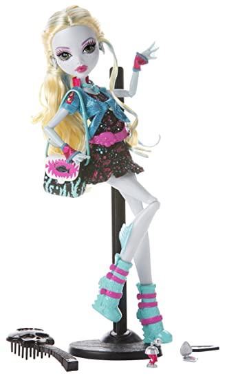 Monster High Ghouls Night Out Doll Lagoona Blue Doll