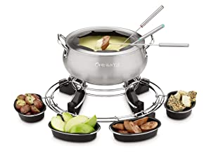 Cuisinart Lazy Susan Electric Fondue Maker
