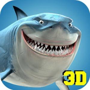 Crazy Shark 3D from supermobi