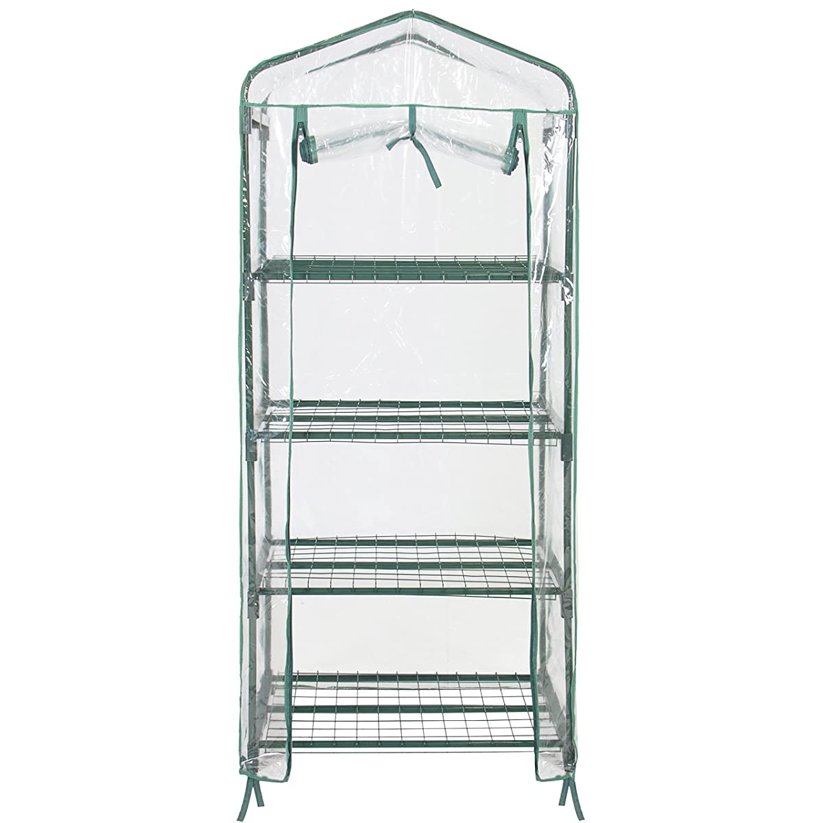 """Best Choice Products 4 Tier Mini Green House, 27"""" x 18"""" x 63"""""""
