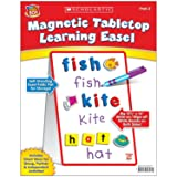 Little Red Tool Box: Magnetic Tabletop Learning Easel (Color: Multiple Colors)