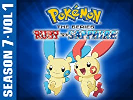 Pok�mon the Series: Ruby and Sapphire Season 7 Vol. 1