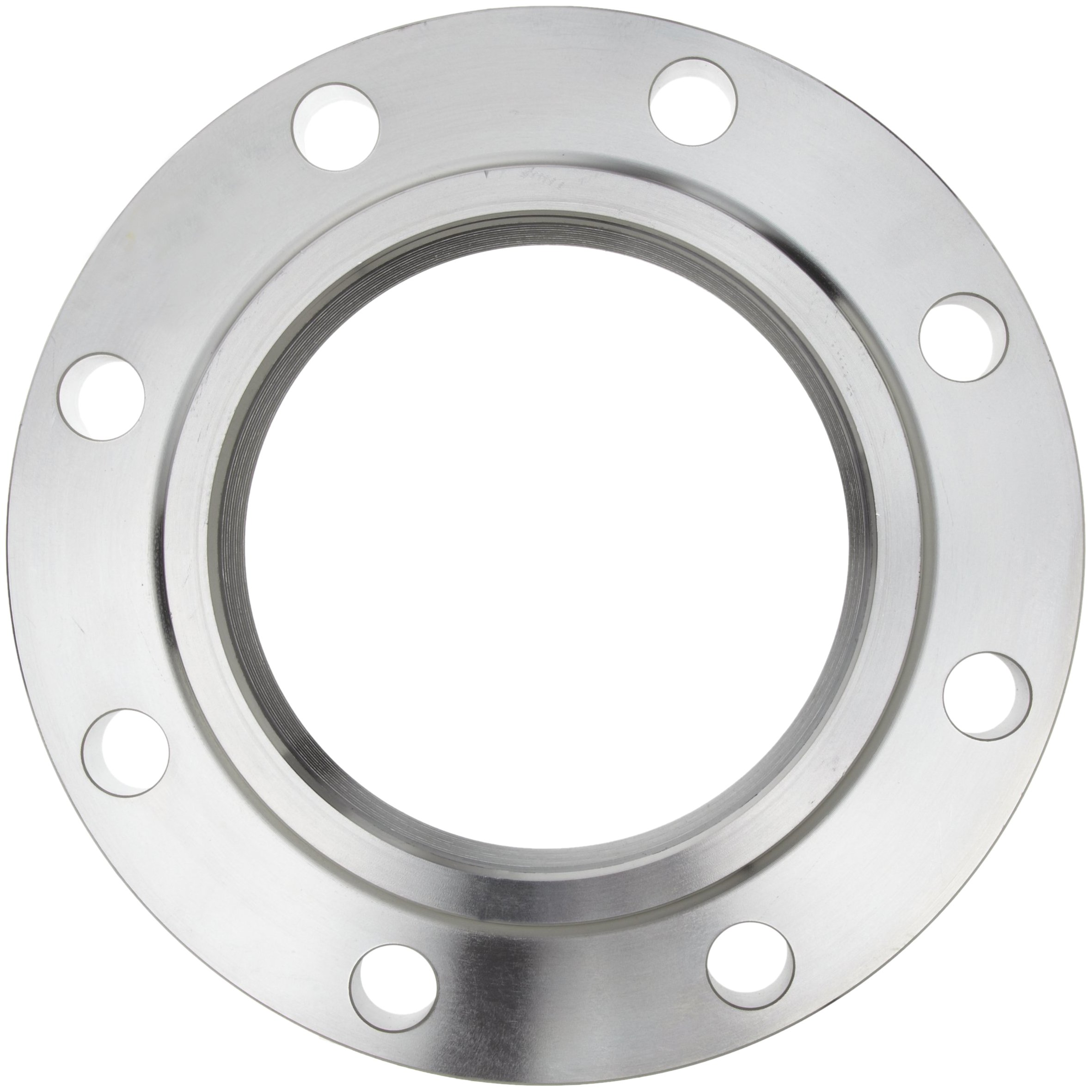Aluminum pipe flange fittings