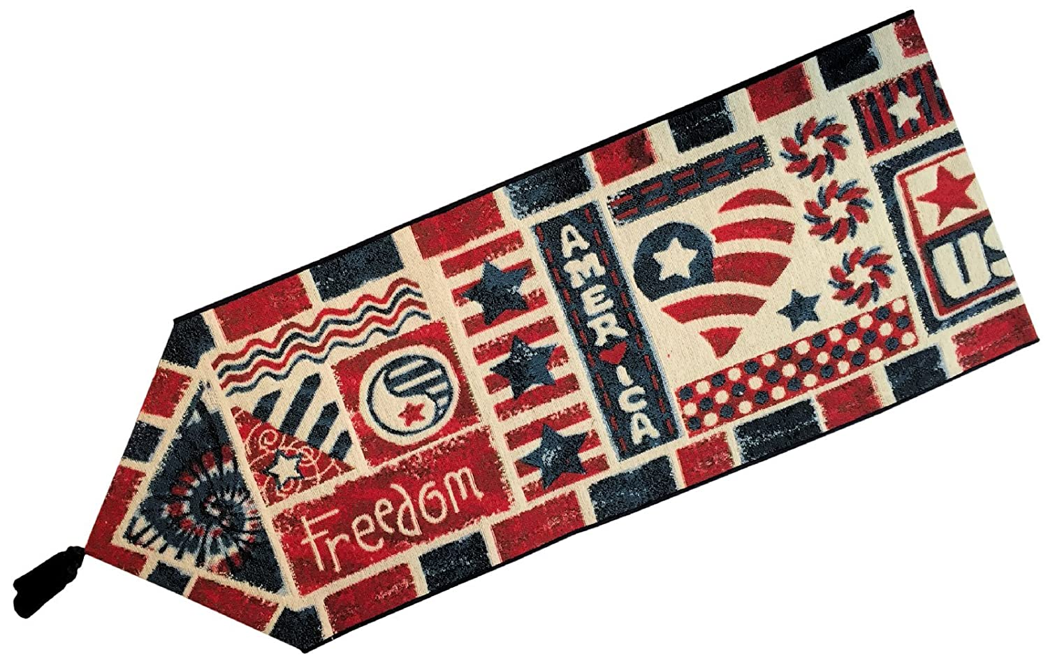 Amazoncom french country table runners