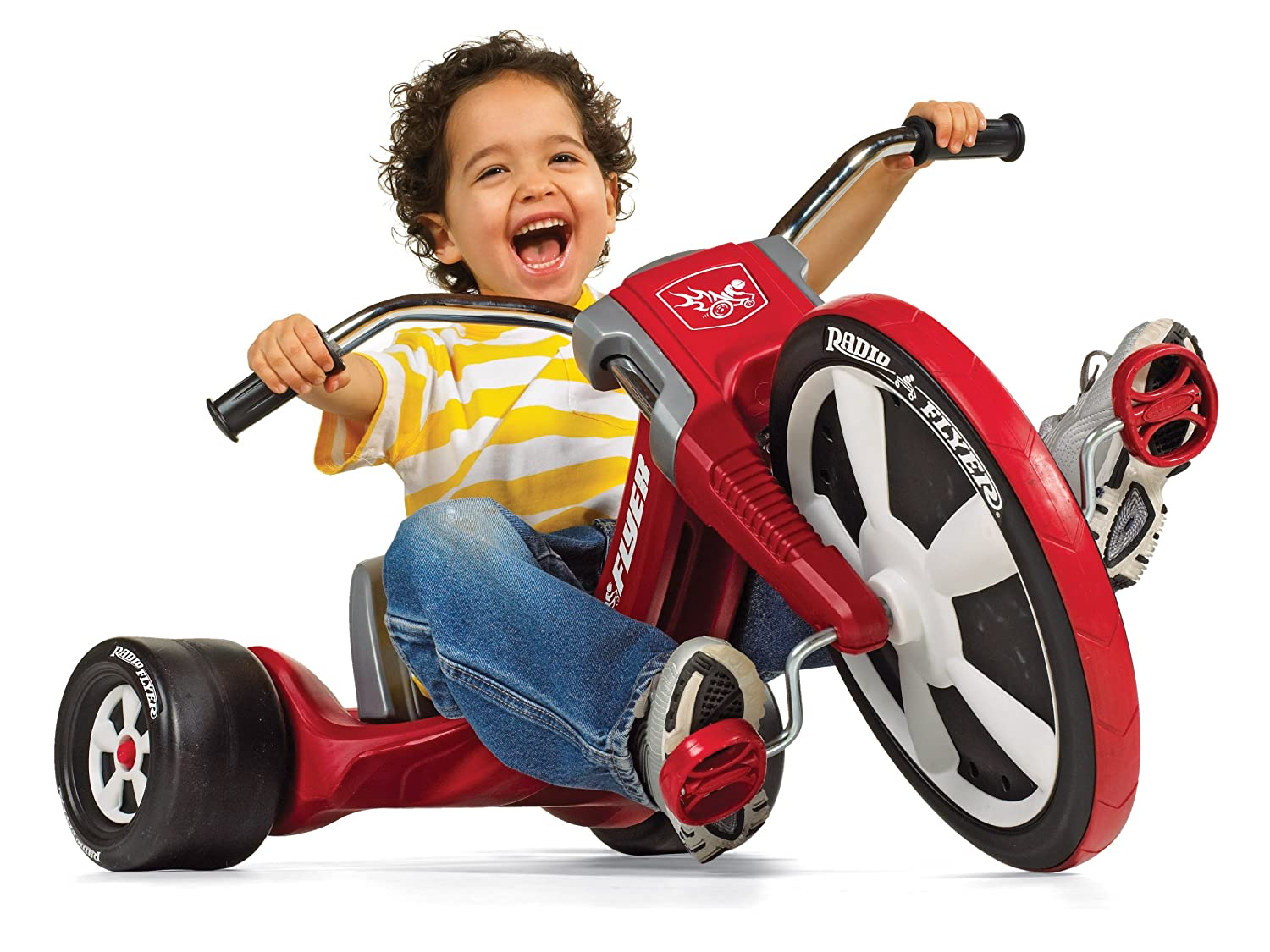 Best Big Wheels for Toddlers, Kids and Brands To Avoid ... |Toddler Radio Flyer Big Wheel
