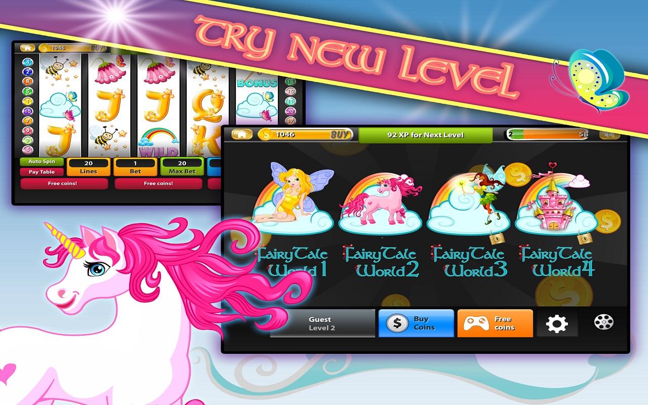 casino games free online fairy tale online