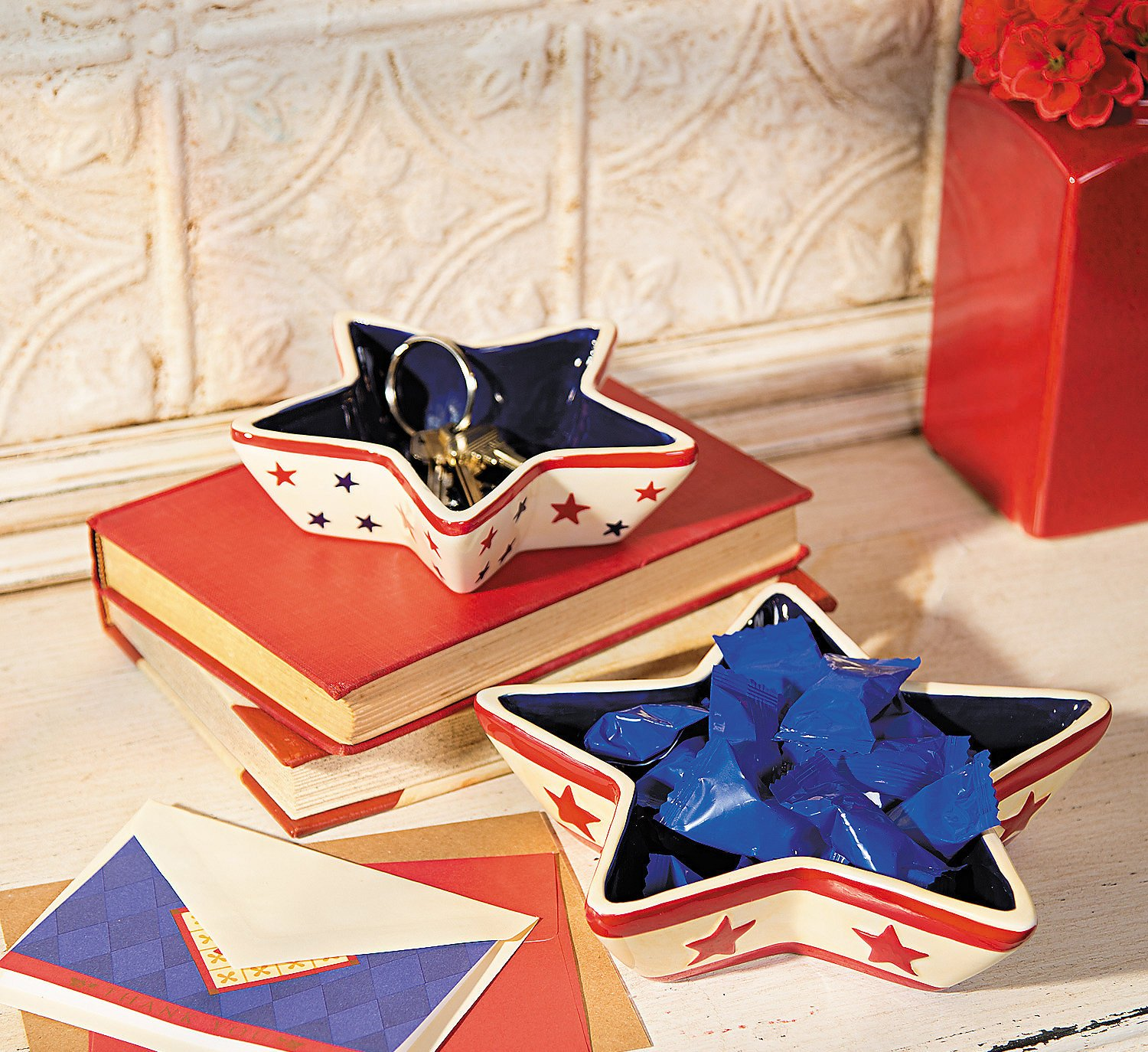 Patriotic Home Decor WebNuggetzcom