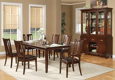 Alpine Furniture Bradbury Extension Dining Table