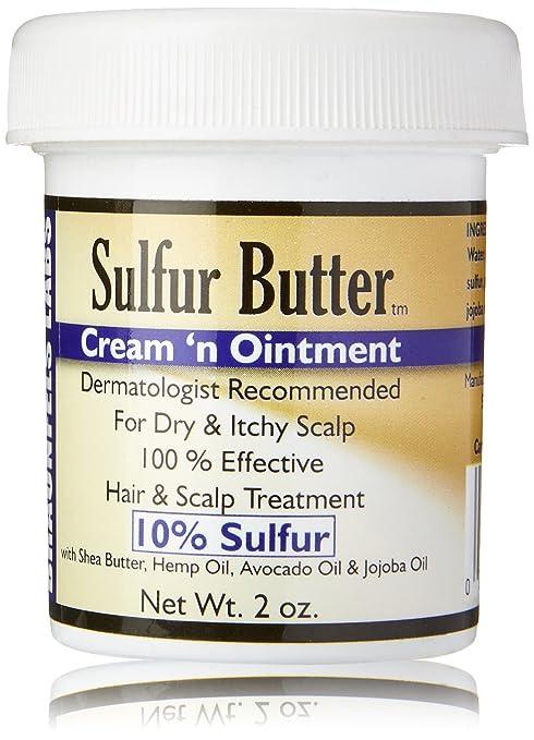 sulfur butter - Creams, Gels, Serums for Rosacea - RRDi