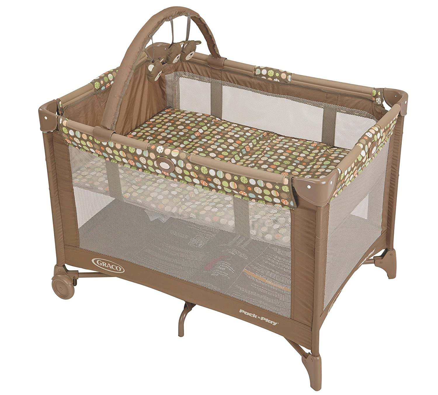 Graco Pack Play Playard Bassinet Pasadena Home