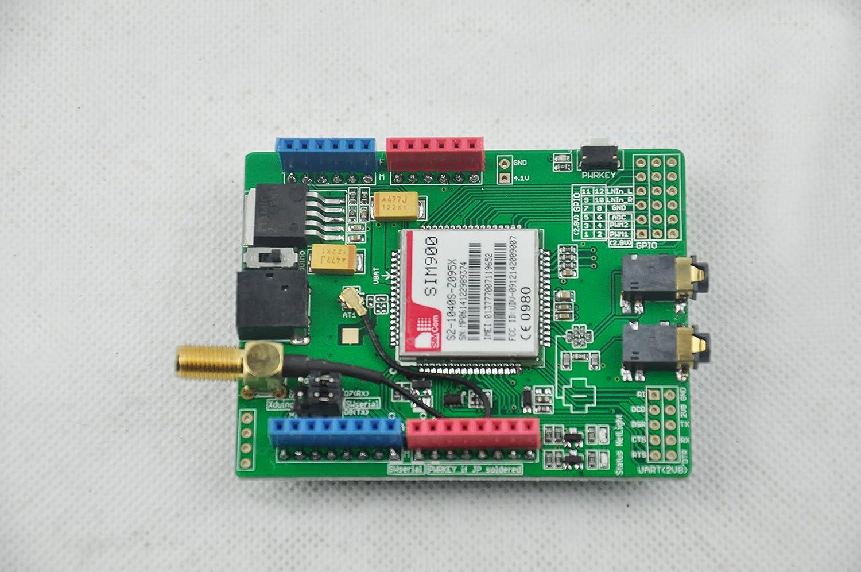 Arduino GSM/GPRS Shield - tinyosshopcom