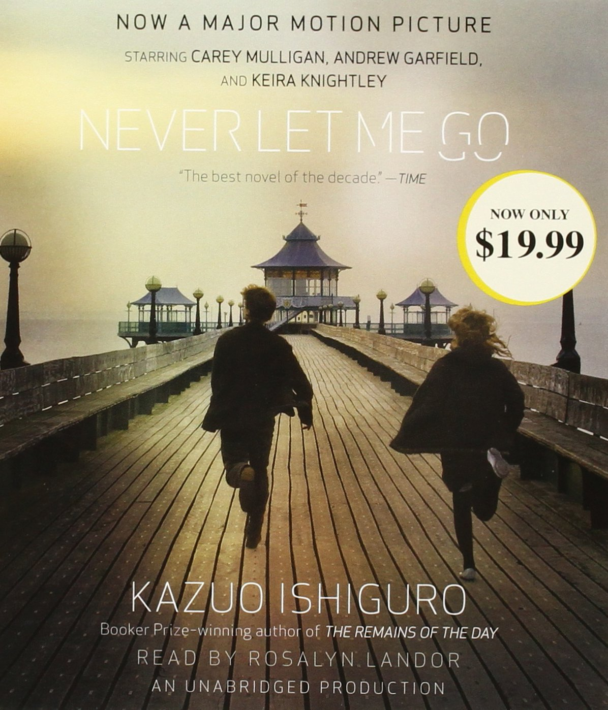 Buy Never Let Me Go Book Online At Low Prices In India  Never Let Me Go  Reviews & Ratings  Amazon