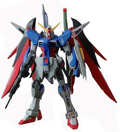 Gundam ZGMF-X42S Gundam Destiny with Extra Clear Body parts MG 1/100 Scale