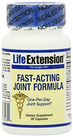 Отзывы Fast-Acting Joint Formula