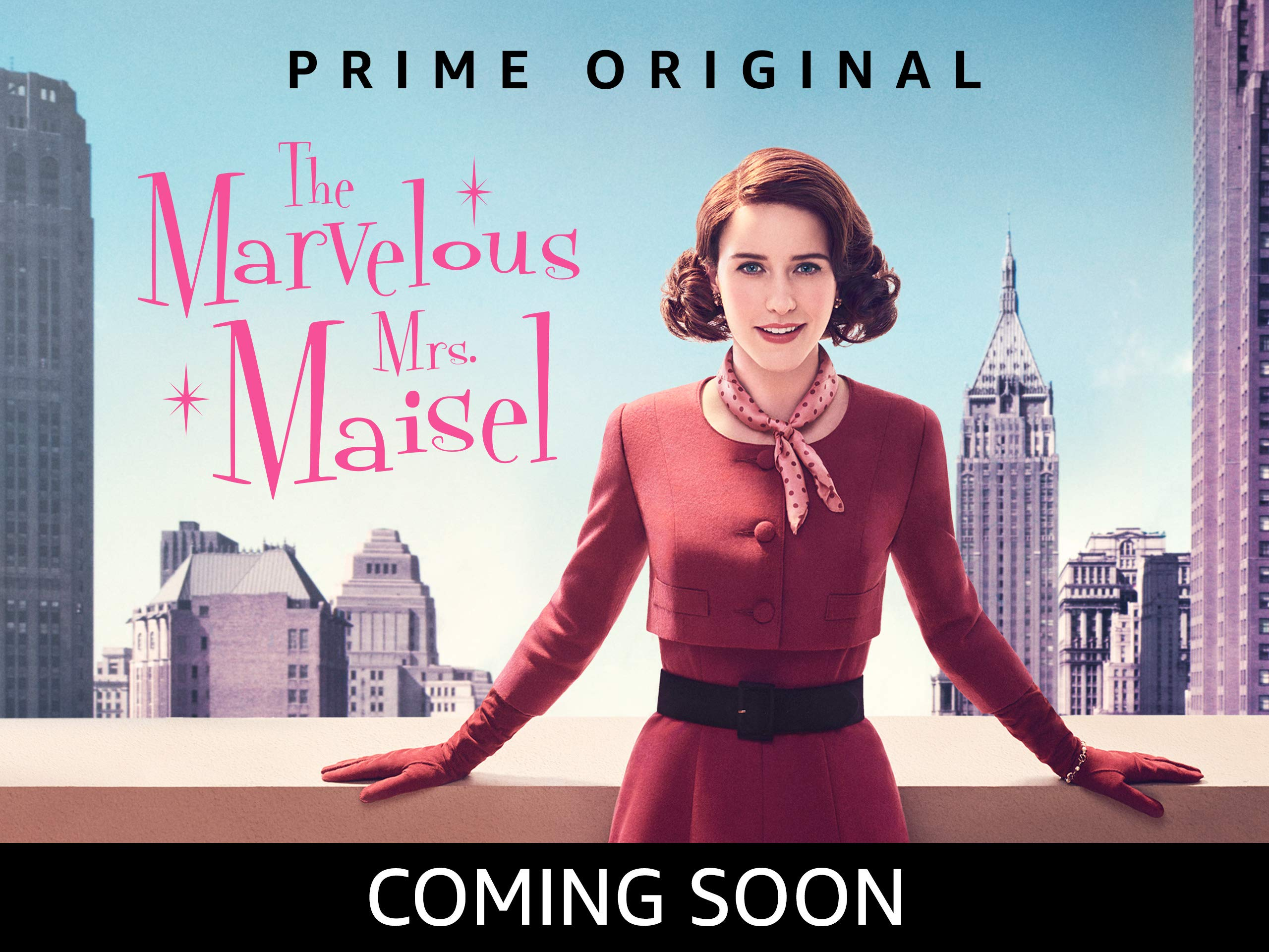 The Marvelous Mrs. Maisel on Amazon Prime Instant Video UK