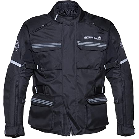 Buffalo Scope Blouson de Moto/Scooter (Hommes)