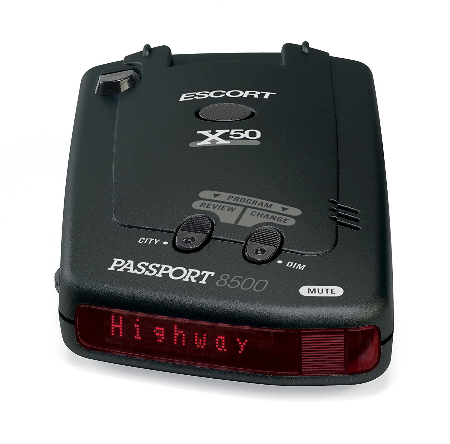Escort Passport Black Radar Detector