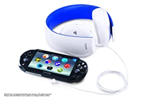 PlayStation Gold Wireless Stereo Headset: Limited Edition - White (Color: White)