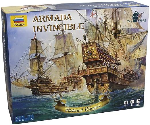 Zvezda 500786505–Armada Invincible–Art of Tactic, voilier