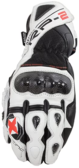 Oxford gM2162XL gants de sport, taille xXL (blanc)
