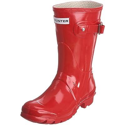 Hunter Women's Short Gloss Wellington Boot