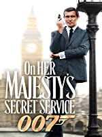On Her Majesty's Secret Service [HD]