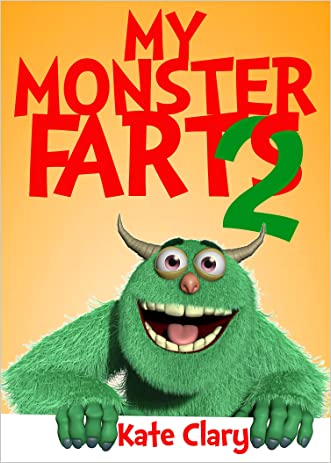 My Monster Farts 2 written by Kate Clary