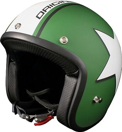 Origine autres casques primo casque astro mat, blanc/vert
