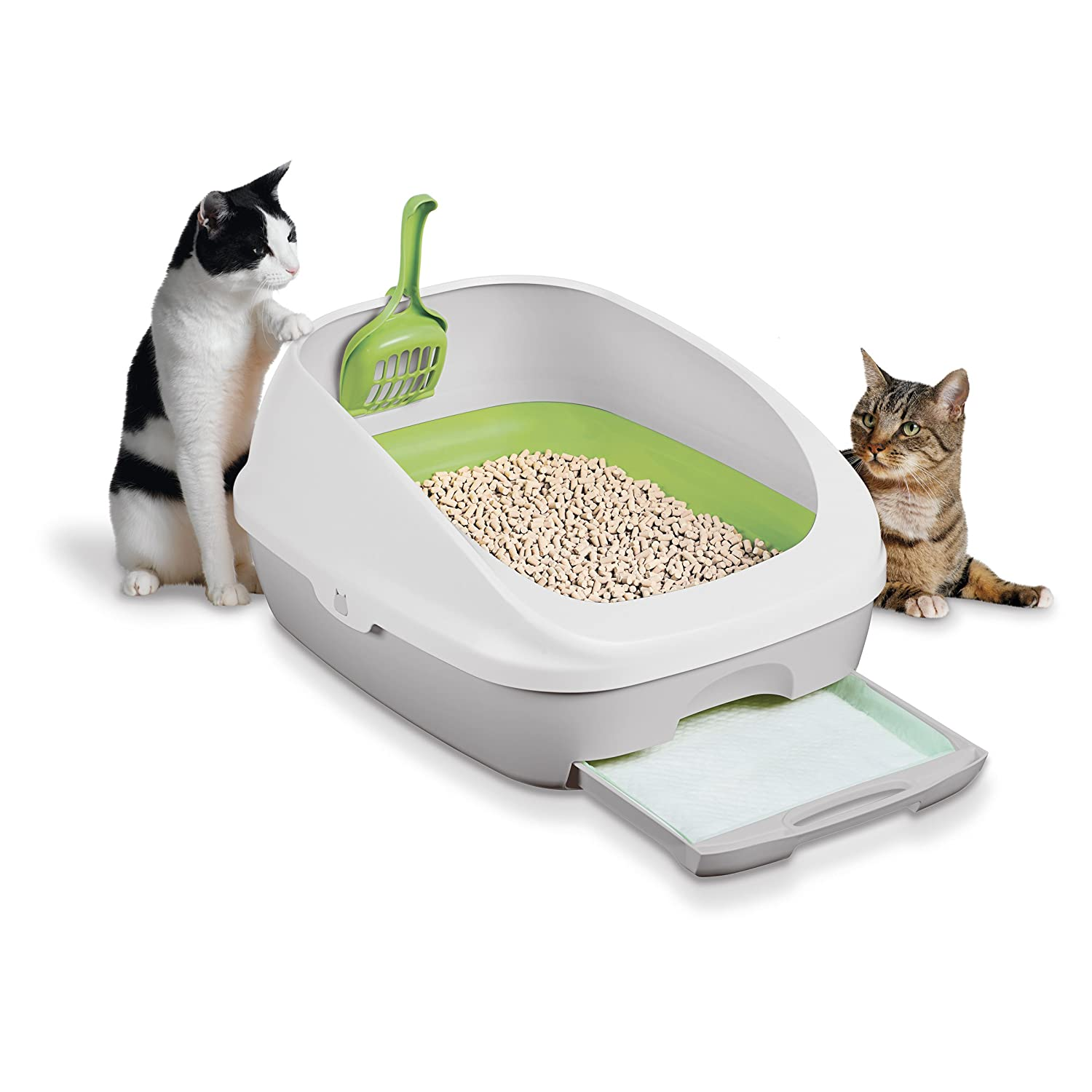Superbe Tidy Cats Cat Litter Box Kit System