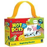 Educational Insights Hot Dots Jr. Beginning Phonics Card Set