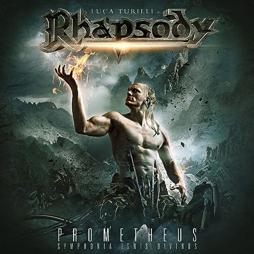 Luca Turilli's Rhapsody - Prometheus-Symphonia Ignis Divinus (Limited Edition)